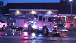 Suffern,ny Fire Department *19-99 Wetdown* part 2 of 2