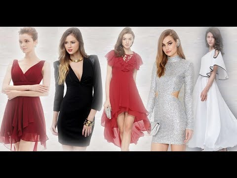 Different Types of Western Dresses with Names Every Girl Must Know