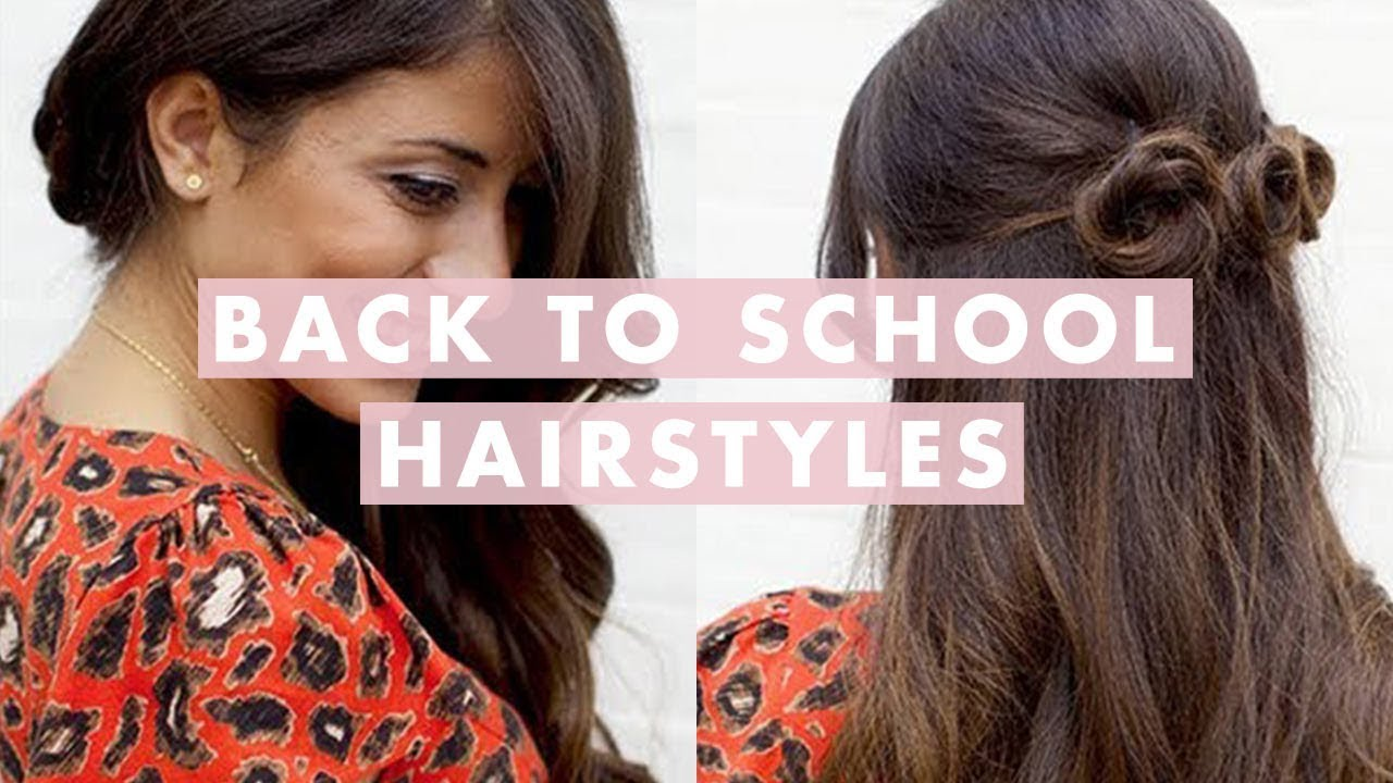 L Hairstyle: Back To School Hairstyles