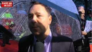 Stephen Graham Interview on Blood & Boardwalk Empire