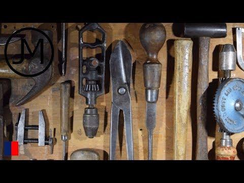 Restoring Old Hand Tools [38]