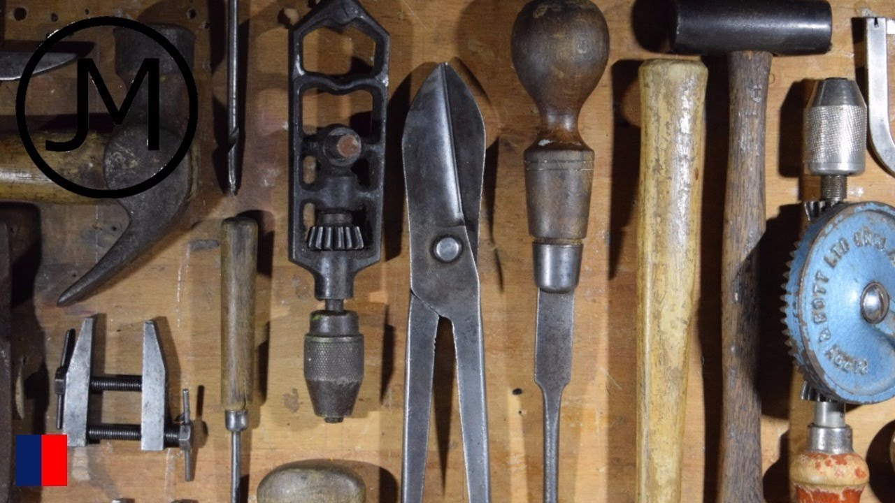 Restoring Old Hand Tools 38 Youtube