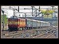 The GRAND WAM 4 makes a ROYAL Entry !! CHENGALPATTU KACHEGUDA EXPRESS   Indian Railways