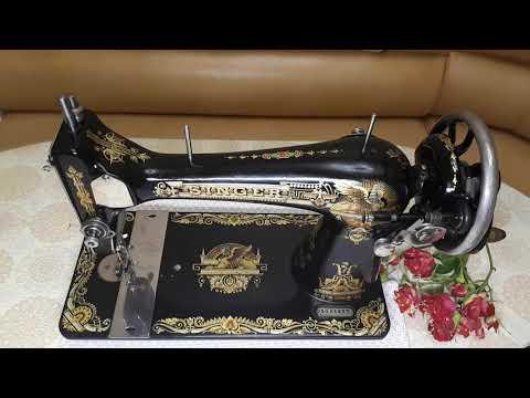 Как отличить швейную машинку Зингер от ее аналогов