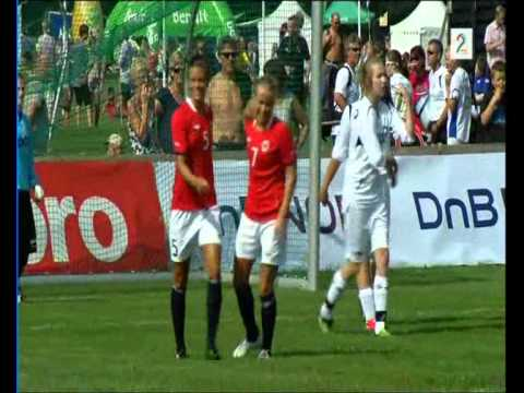 Girls United: Norge mot Verden
