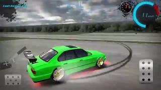 Assett Drift #1 - Night City Drift Mode : Bmw E43 Vehicle Android GamePlay FHD