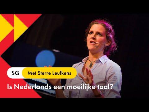Is Nederlands Een Moeilijke Taal?
