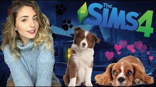Adoptujemy PIERWSZEGO zwierzaka + BĘDĄ VLOGMASY!  The Sims 4