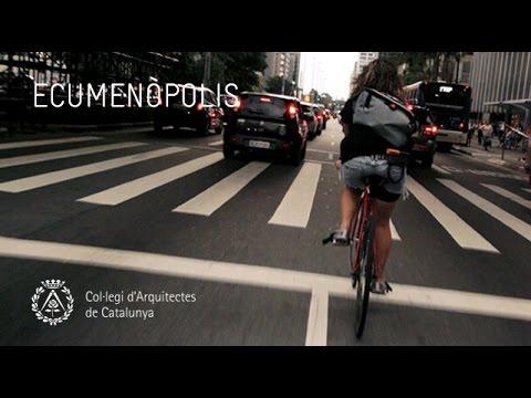 """ECUMENÒPOLIS """"Bikes vs. cars"""""""