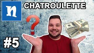 CHATROULETTE #5 - HALOTT NYUGDÍJA