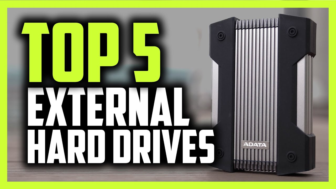 Best external hard drive and SSD in 2020 for Mac, PC, PS4 and Xbox