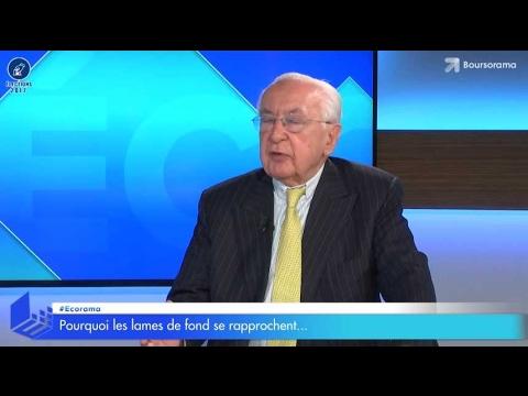 """""""Si on continue la politique économique actuelle, ça finira mal !"""" Jacques de Larosière"""