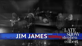 Jim James Performs 'Just A Fool'