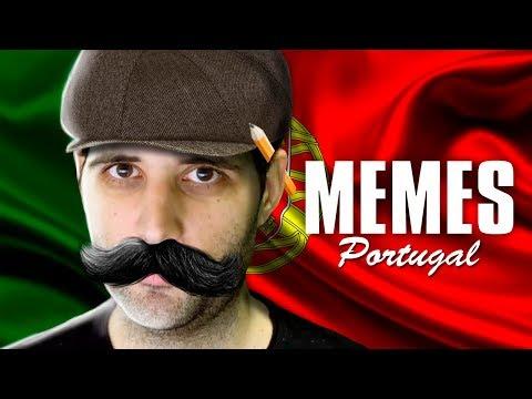 Os Melhores MEMES DE PORTUGAL, Será que são tão bons quanto os brasileiros?