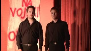Pevci ljudskih pesmi Jerbas: Ko je Bog ta grešni svet ustvaril