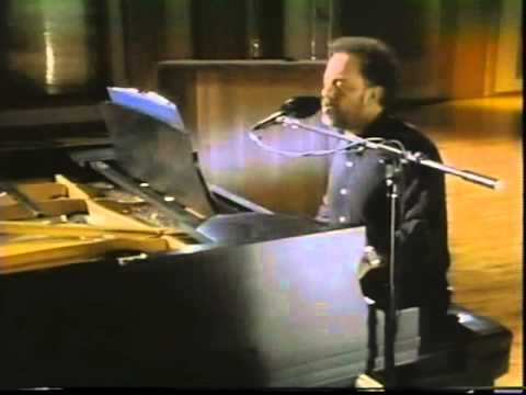 Billy Joel Performing 2000 Years 1993 with s