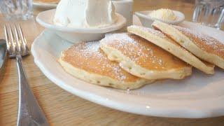 The Best Pancakes in Tokyo 原宿の美味しすぎるパンケーキ屋さん Original Pancake House