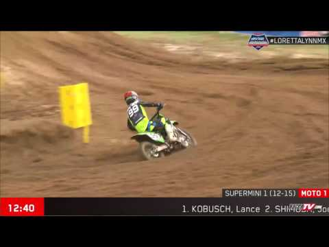 Super Mini 1 (12-15) - Moto 1 - Loretta Lynn