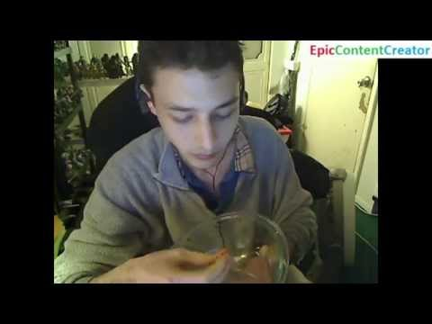 Eating 20 Servings Of Vegetables In One Meal Live Stream
