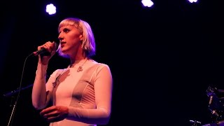 Vaults - Blood Flow (Live at CMJ 2015)