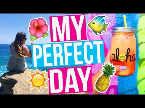 PERFECT Day In My Life!