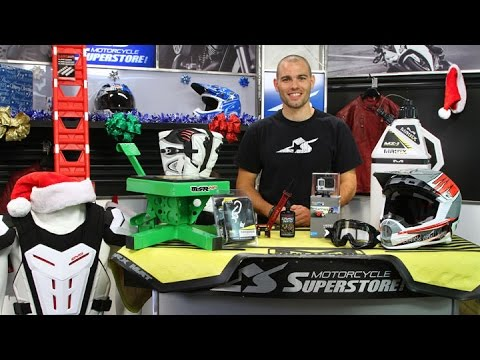 2014 Dirt Bike Holiday Gift Guide | Motorcycle Superstore