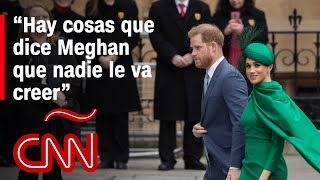 Meghan y Harry en entrevista con Oprah: lo más destacado