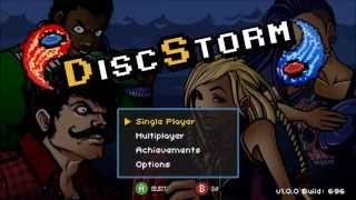 DGA Plays: DiscStorm (Ep. 1 - Gameplay / Let