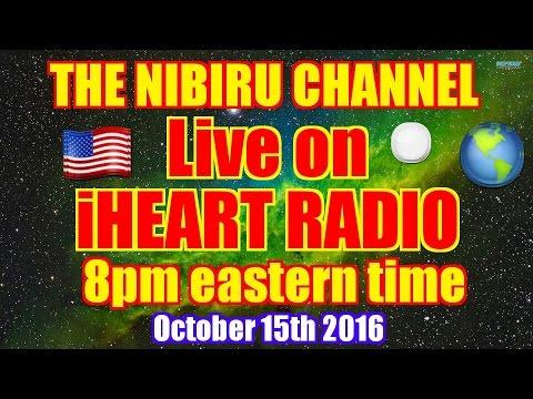 THE NIBIRU CHANNEL LIVE RADIO BROADCAST TONIGHT AT 8PM