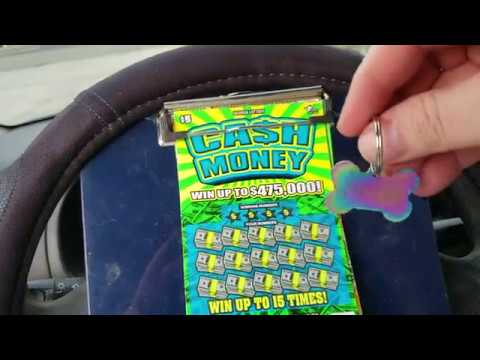 Nice EXTREME Win. Georgia Lottery Scratch Off Tickets