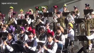 【吹奏楽】ディズニーメドレーⅡ《さいたま市立宮原中学校吹奏楽部》