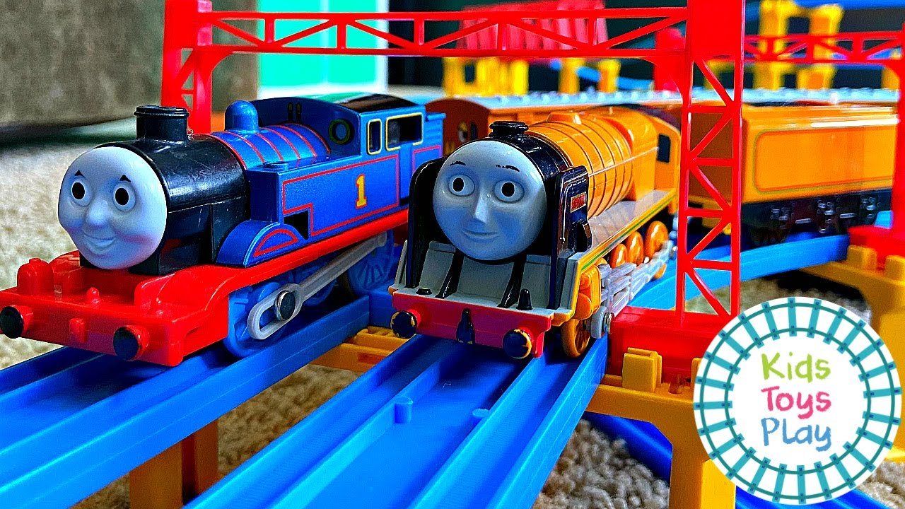 Thomas & Friends™ HUGE Tomy Train Track Build