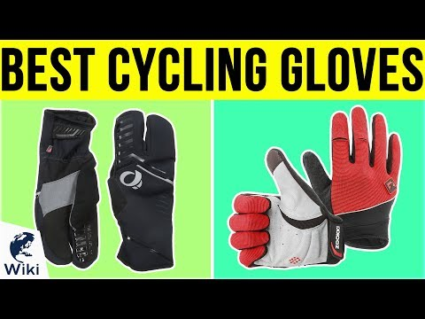 10 Best Cycling Gloves 2019