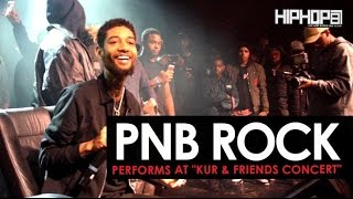 """PnB Rock Performs """"Poppin"""" & More at """"The Kur And Friends Concert"""""""