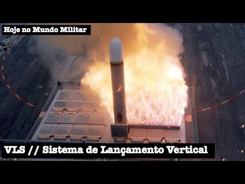 VLS, Sistema Vertical de Lançamento de Mísseis