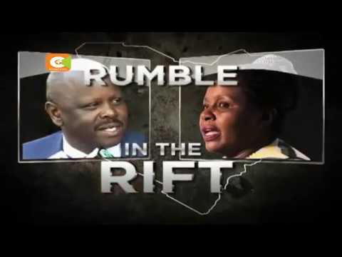 The Ruto-Laboso Bomet contest
