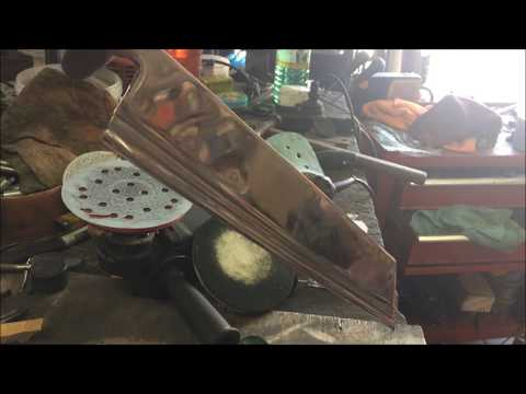 видео: Нож ,,Бармаглот,,!Из старой пильной шины !!!Сollection of hallucinogenic fungi
