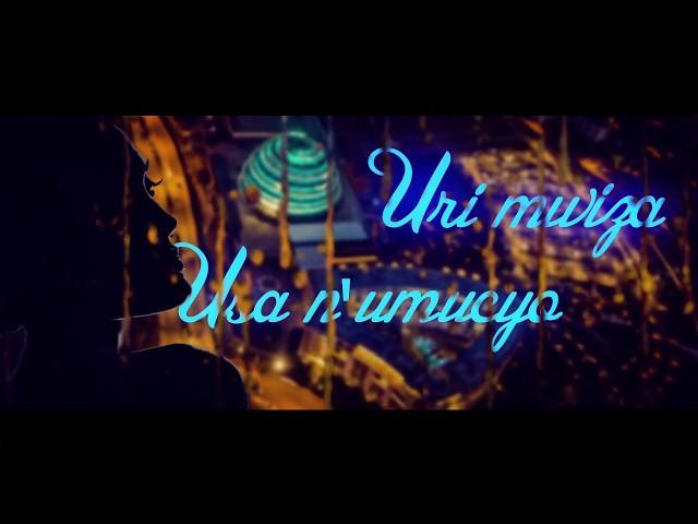 King James - Uri Mwiza (Official Lyric video )