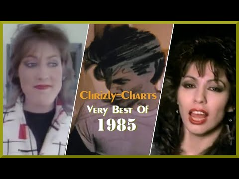 Chrizly-Charts TOP 50: The Very Best Of 1985