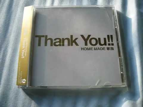 HOME MADE kazoku - Thank You!! Heartful Best Songs!