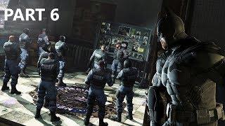 Batman - Arkham Origins - Gameplay 06 - GCPD Barbara Gordon