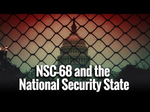NSC 68 and the National Security State