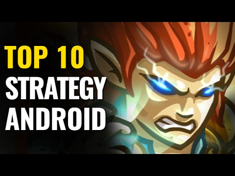 Top 10 Best Android Strategy Games