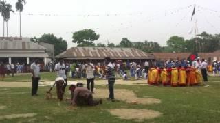 Beauty Bangladeshi School Student Parade and Display