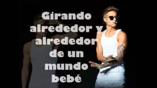 Letra de Roller Coaster en español--- Justin Bieber