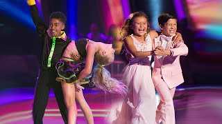 DWTS: Juniors Finalists Reflect on Favorite Memories (Exclusive)