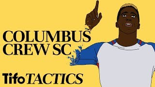 MLS Tactics Explained | Columbus Crew SC