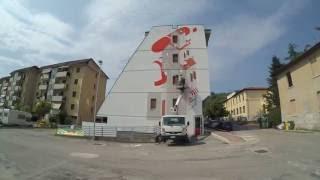 MILLO - Arte Pubblica 2016 - progetto a cura dell'Ass.cult. Defloyd...