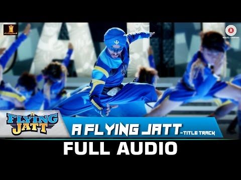 A Flying Jatt - Title Track | Full Song | Tiger...