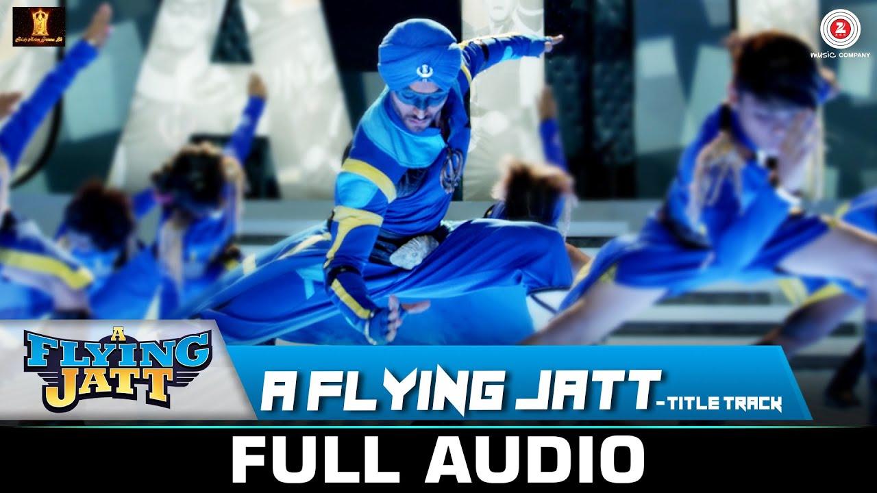 Download A Flying Jatt - Title Track   Full Song   Tiger Shroff, Jacqueline Fernandez  Sachin-Jigar   Raftaar